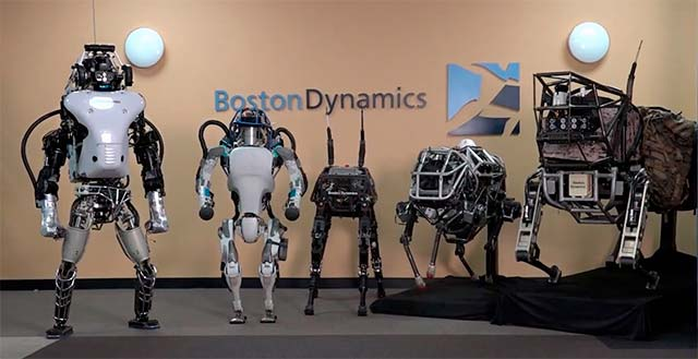 SoftBank compra Boston Dynamics, empresa especializada em robótica, da Google