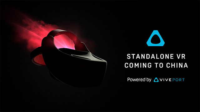 HTC apresenta Vive Standalone, headset VR all-in-one sem fios