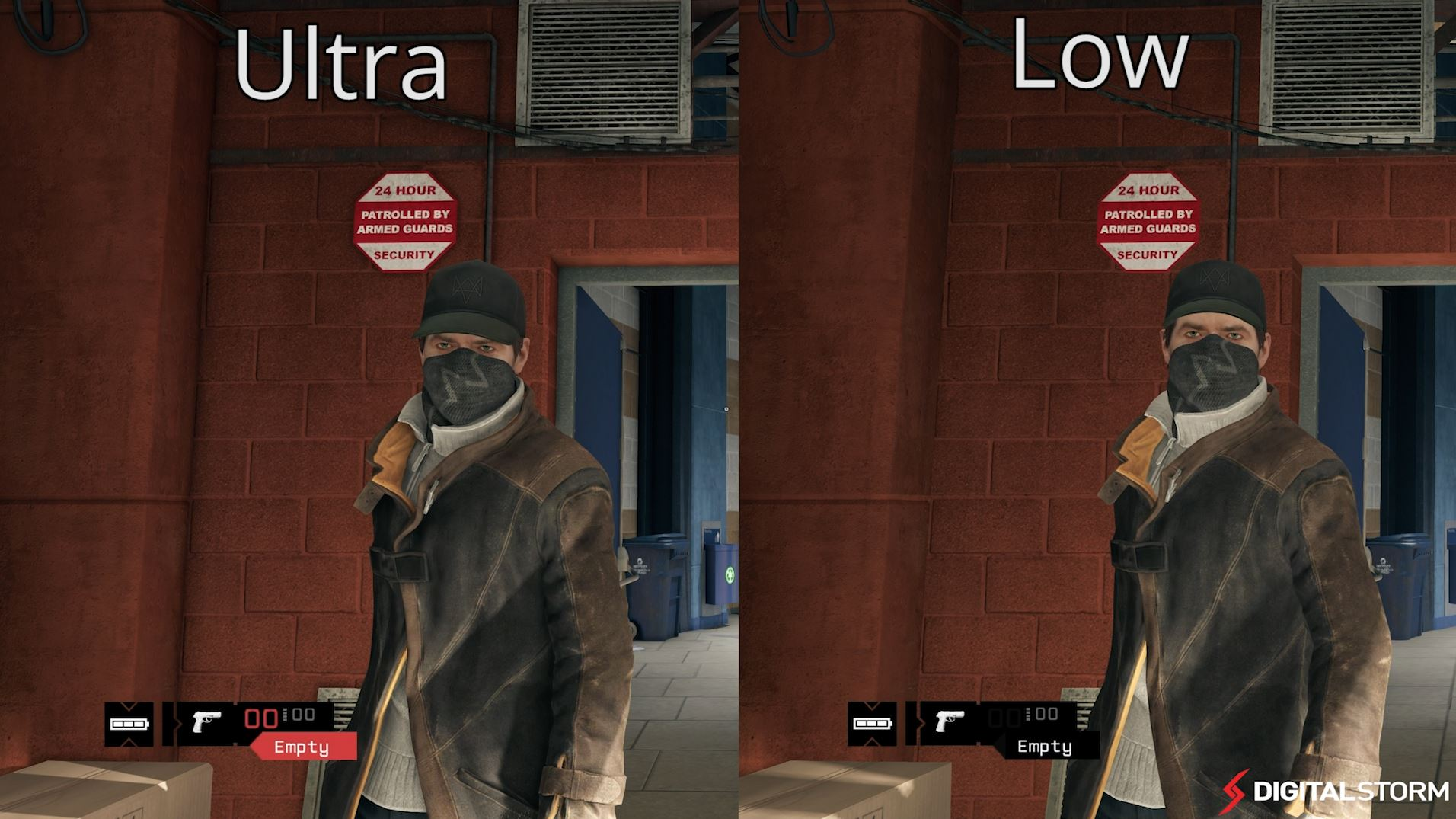 Watch Dogs Low Spec Gamer