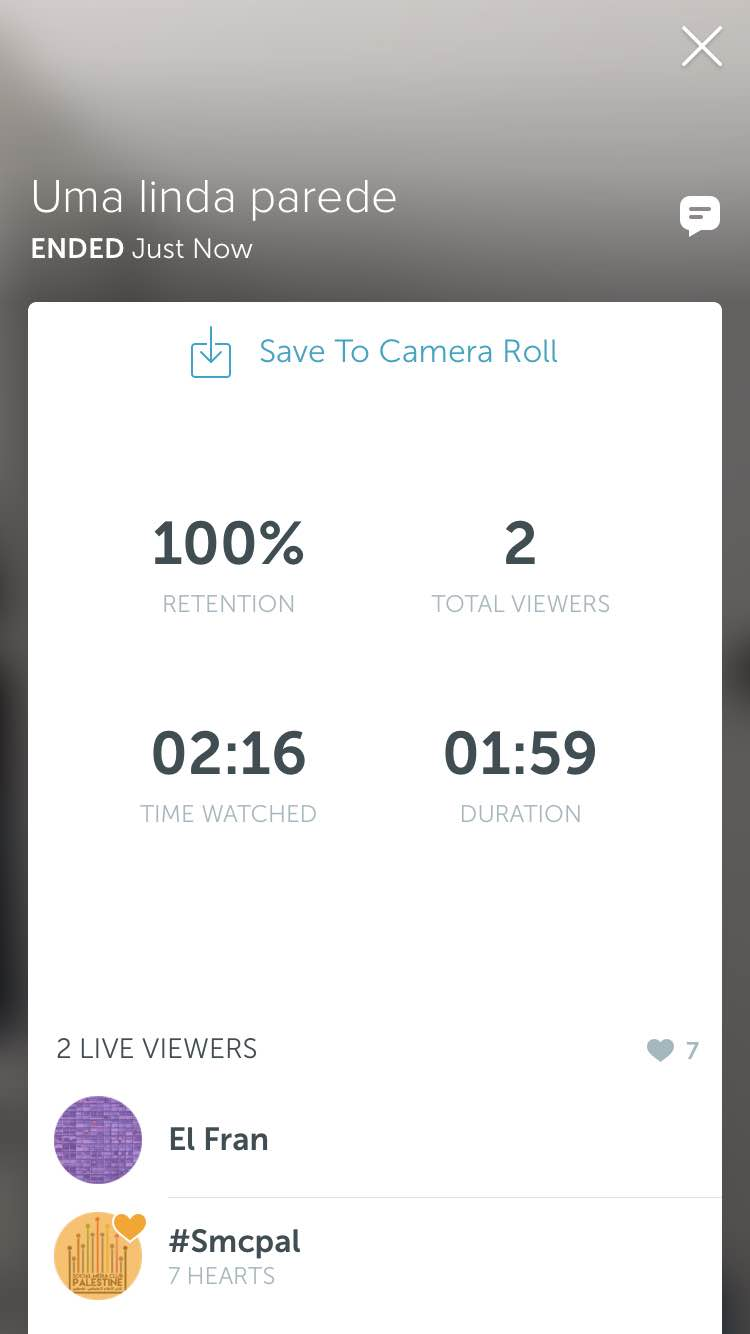 how to connect periscope chat to restream