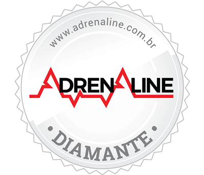 Selo Diamante Adrenaline