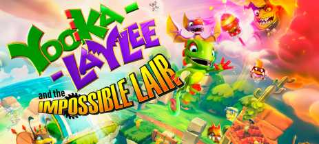 Yooka-Laylee and the Impossible Lair é o último game gratuito da Epic Games Store em 2019