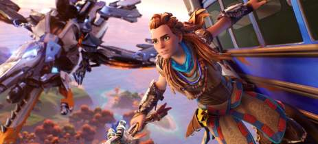 Skin de Aloy de Horizon Zero Dawn chega a Fortnite no dia 15 de abril