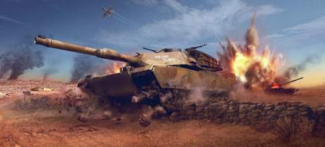 World of Tanks: Modern Armor trará tanques da Guerra Fria no dia 27