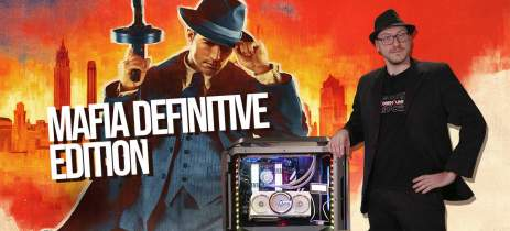 Mafia Definitive Edition em 4K na RTX 3090!