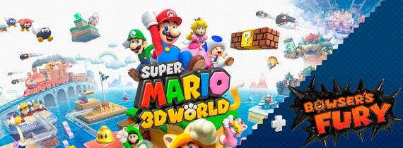 ANÁLISE: Super Mario 3D World + Bowser Fury