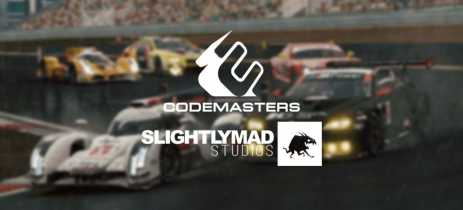 Codemasters adquire Slightly Mad Studios, estúdio responsável por Project CARS