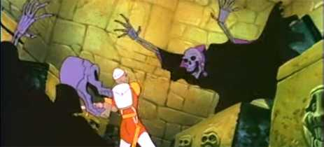 Netflix vai produzir live-action do game Dragon's Lair