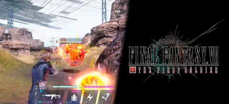 Final Fantasy VII The First Soldier é o novo battle royale da Square Enix para celular
