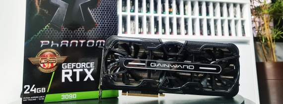 ANÁLISE: Gainward GeForce RTX 3090 Phantom GS - levando o chip RTX ao extremo