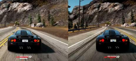 Comparativo: Need for Speed Hot Pursuit Remastered é parecido com versão de PC de 2010