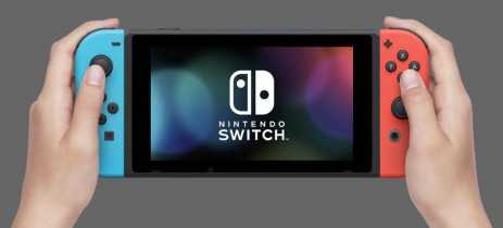 Nintendo Switch bate recorde de vendas na Black Friday