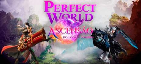 Perfect World: Ascensão do Fogo e Sombra traz novos gráficos e classes ao game