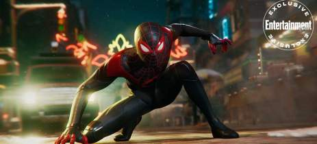 Imagem de Marvel's Spider-Man: Miles Morales mostra poder do PS5