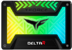 SSD Teamgroup T-Force DELTA R RGB (Rainbow)