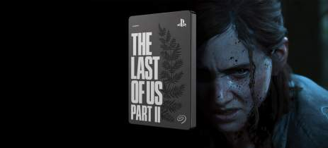 Depois do Mega Pack, Seagate lança Game Drive Edição Limitada de The Last of Us Part II