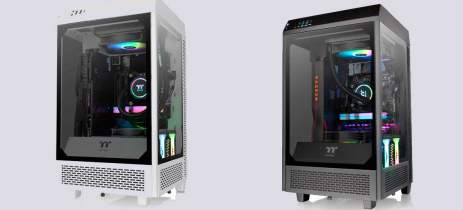 Thermaltake anuncia o seu novo mini gabinete The Tower 100