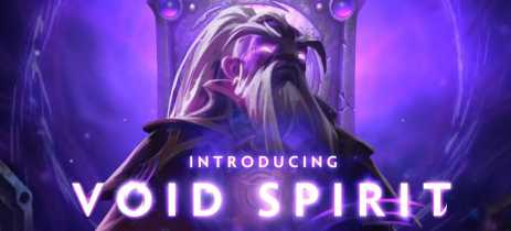 Void Spirit é o novo herói para Dota 2 revelado no The International 2019