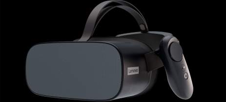 Lenovo anuncia headset de realidade virtual Mirage VR S3 com Thinkreality