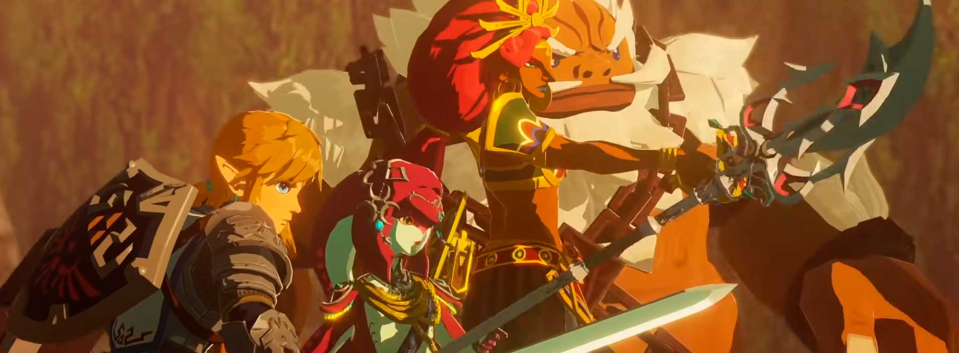 ANÁLISE - Hyrule Warriors: Age of Calamity é o complemento perfeito para Breath of the Wild