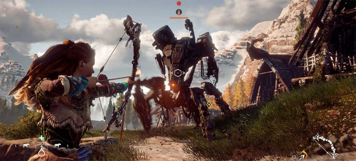 Vai Rodar? Veja requisitos do Horizon: Zero Dawn no PC