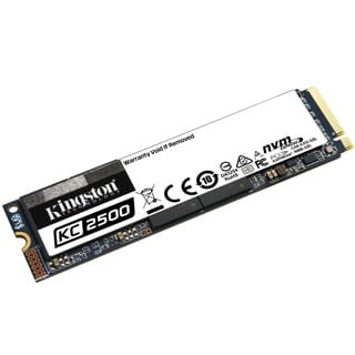 Kingston KC2500 NVMe SSD