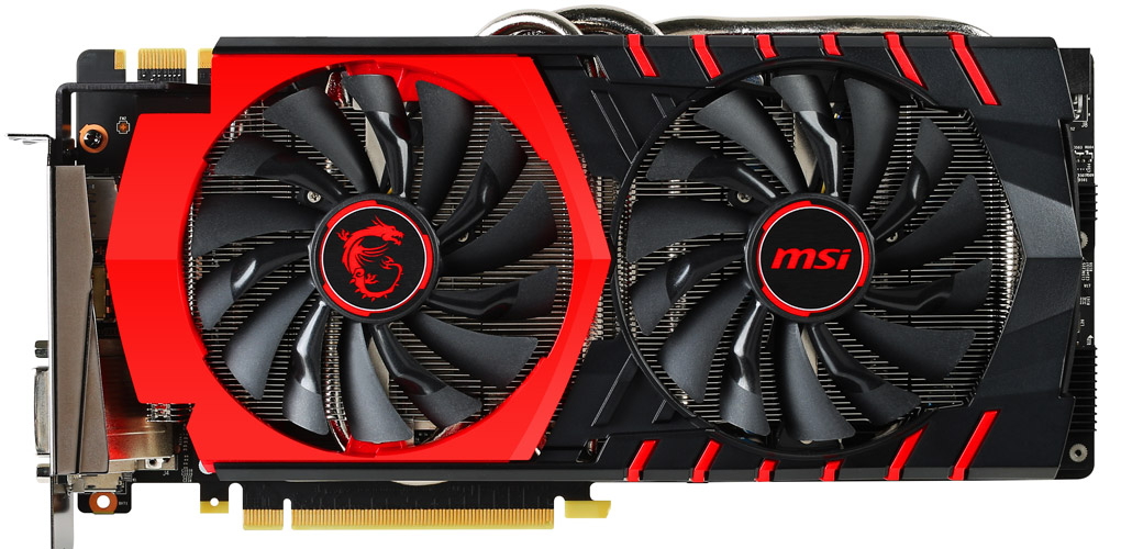 MSI GeForce GTX 980 Ti Gaming