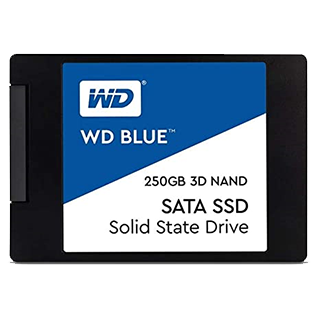 SSD Western Digital WD Blue 3D