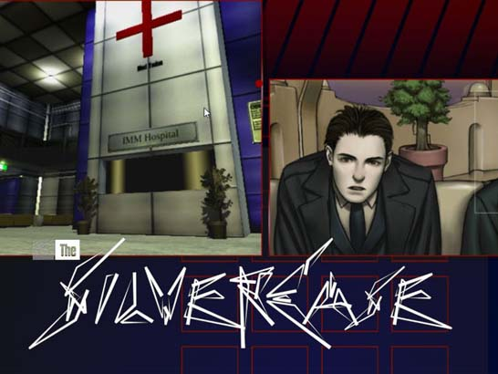 The Silver Case HD Remaster