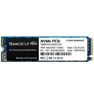 Team Group MP34 NVMe SSD