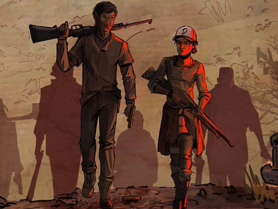 The Walking Dead: A New Frontier - Episódio 1
